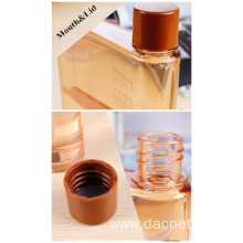 430ml A5 Memo notebook plastic PC water bottle